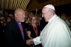Pope Francis, my friend